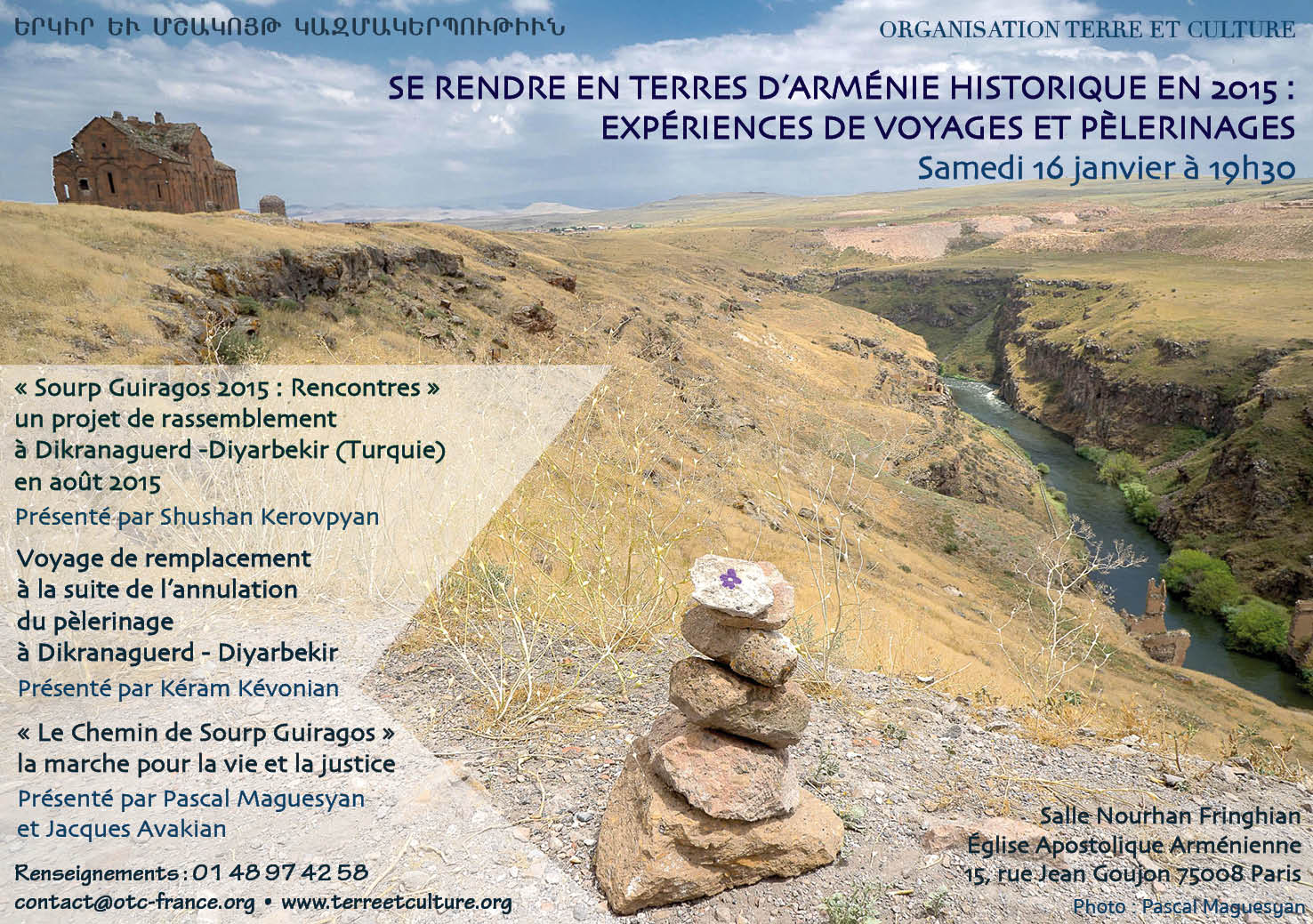 Site rencontre armenien